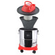Electric Ash Vacuum Cleaner Fireplace Fire Stove W