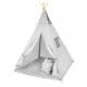 Tente Maison pour Enfants Tipi Wigwam Window couss