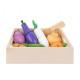 Cuisine jouets fruits légumes coupe ensemble alime