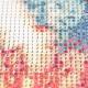 H16213 mosaic diamond embroidery