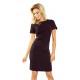 150-3 DOROTA jurk - elegant - BLACK