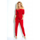 81-6 Sports suit - ity RED