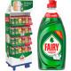 Fairy dish soap 450ml 150pcs Display 4-fold sortie