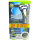 Wilkinson Hydro5 Groomer razor + 2 blades