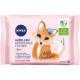 Nivea Visage Facial Wipes 25er Mizel