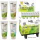 Soy Zen shower gel 200ml in a pack of 48 Display