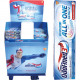 Odol Med3 toothpaste Advanced 75ml in the 72 Displ