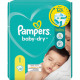 Pampers Baby Dry size 1 Newborn (2-5kg) 21 pieces