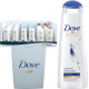 Dove Shampoo 250ml / conditioner 200ml in the 48er