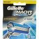Gillette Mach3 Turbo 4 blades