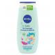 Nivea Kids 3w1 żel pod prysznic szampon + odżywka