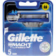 Gillette Mach3 Turbo 5er Klingen