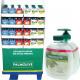 Palmolive liquid soap + NF 2x300ml in 72er displ