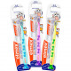 Elmex toothbrush + toothpaste