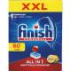 Finish All-in-1 60 tabs lemon