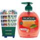 Palmolive liquid soap 300ml in a 144 mix display