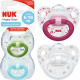 NUK Happy Days pacifier size 2 (6 - 18 months)