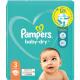 Pampers Baba Dry pelenkák méret 3 Midi (5-9kg)