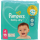 Pampers Baby Dry Diapers Taille 4 Maxi (8-16kg)