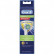 Oral B Spiked Toothbrushes Cross Action 3er