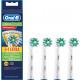 Szczoteczki do zębów Oral B Cross Action 3 + 1