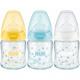 NUK üveg 120ml első Choice Plus szilikon
