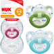 NUK Happy Days pacifier size 1 (0-6 months)