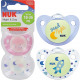 NUK Night & Day Silicone Size 3 (18 - 36 month