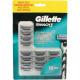 Gillette Mach3 16 penge (blade 4x4)