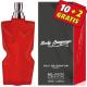Perfume Black Onyx 100ml Body Language Red women