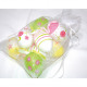 Húsvéti tojás motívum készlet 8, minden 6cm