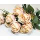 Nagyon nemes nagy LUXURY csokor rózsa 55x28cm