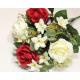 Kiváló minőségű rózsák LUXURY csokor 45x35cm