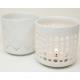 LUXURY szélfény kiváló minőségű 7,5x7 cm-es porcel