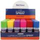Party Luftschlangenspray 70ml 4 Farben sortiert in
