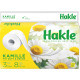 Hakle toilet paper 3-ply 8x150 sheets of chamomile