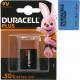 Batterij Duracell Plus Alkaline E-Block MN1604