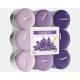 Teelichte Duft 18er Lavendel in Blockpackung