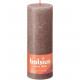 RUSTIK pillér gyertya 190x68 süket