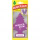 Fragrance air freshener lavender tree