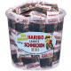 Nourriture roues de réglisse Haribo 100 mini sacs