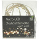 LED Micro Light String 20pcs with wire, 2 meters,