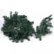 Christmas garland, green, length 270cm,
