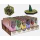 Incense cone, 40pcs. per pack + 1 decorative hold