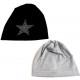 Winter ladies' hat with rhinestones 2 colors s