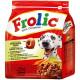 Pet Frolic-droogvoer 3 kg rundvlees, wortelen en