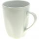 Porzellan Kaffeebecher weiß 10x8,5cm , ca. 350ml