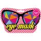 BLING POP Moisturizing mask for the eyes