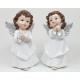 Angel XXL fehér 17x9x8cm, műanyagból készült