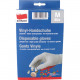 Disposable gloves vinyl 40 size M extra thin